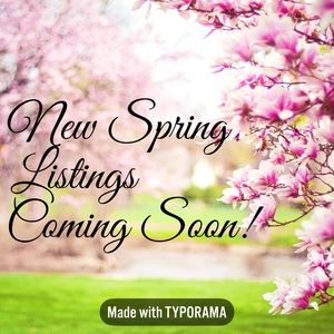 Dresses & Skirts - 🌷New Spring Listings Coming Soon!🌷